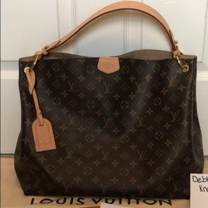 Louis Vuitton Graceful MM Monogram